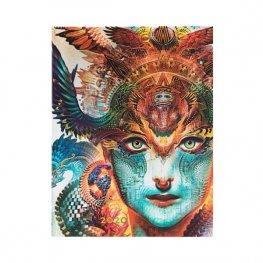 Бележник Paperblanks Diary 2020, Dharma Dragon, Ultra/ 2271