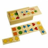 Toys Pino домино - геометрични фигури 4098-4