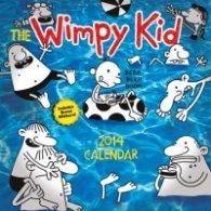 The Wimpy Kid 2014 Calendar