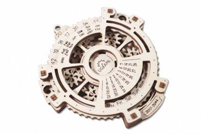 3D Механичен Пъзел - Календар 120655
