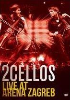 2 CELLOS LIVE AT ARENA ZAGREB DVD