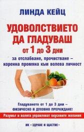 Удоволствието да гладуваш от 1 до 3 дни (за отслабване, прочистване - коренна промяна към волева личност)