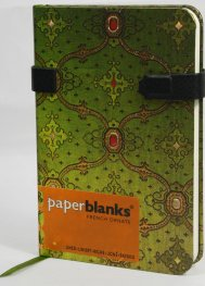 Бележник  Paperblanks Vert Mini, Unlined / 5798