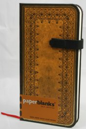 Бележник Paperblanks Old Leather Slim, Lined/ 5927