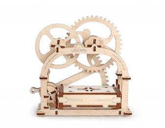 3D Механичен Пъзел - Механична кутия 120211