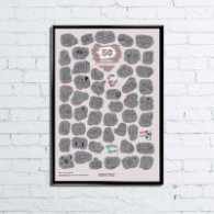 Постер 51 романтични жеста
