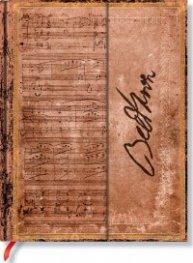 Бележник Paperblanks Beethoven Violin Sonata Mini, Lined / 8669