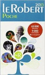 Dictionnaire Le Robert de Poche 2015