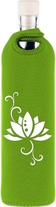Бутилка FLASKA NEO DESIGN 0.750L: Зелен лотос