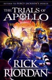The Trials of Apollo: The Burning Maze