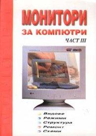 Монитори за компютри; ч.3