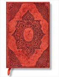 Бележник Paperblanks Via Romana Mini, Unlined/ 8963