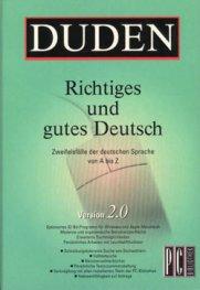 Duden: Richtiges und gutes Deutsch