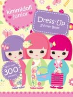 Kimmidoll Junior: Dress- Up Sticker Book