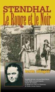 Le Rouge et le Noir - Адаптиран текст по Стендал