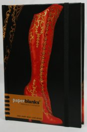 Бележник Paperblanks Fabulous Footwear Midi, Lined/ 2766