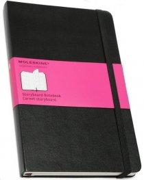 Бележник Moleskine Storyboard Notebook Large [Diary] [3117]