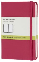 Moleskine Plain Notebook Extra Small Magenta [Hardcover] [8518]