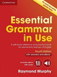 Essential Grammar in Use/Fourth Edition with answers and eBook (червена)