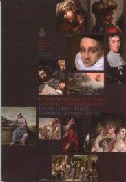 Колекция Европейска живопис Семейство Божидар Даневи. Каталог