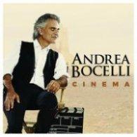 ANDREA BOCELLI - CINEMA CD