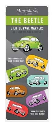 """Мини отметки за книги """"The Beetle"""""""