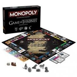 Игра на тронове MONOPOLY - настолна игра