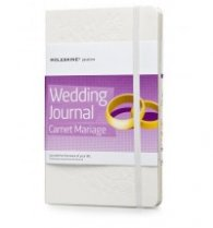 Moleskine Passion Journal - Wedding, Large, Hard Cover [0585]