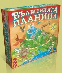 Вълшебната планина - Настолна игра