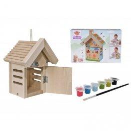 Къщичка за калинки за оцветяване 100004583