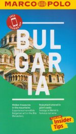 Bulgaria Marco Polo Pocket Travel Guide 2019 - with pull out map