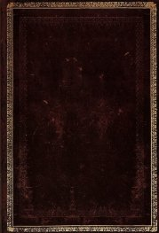 Бележник Paperblanks BLACK MOROCCAN Old Leather Collection, Mini, Lined/4030