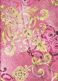 Бележник Paperblanks POLISHED PEARL Belle ?poque, Midi, Lined/4277