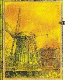 Бележник Paperblanks REMBRANDT'S 350TH ANNIVERSARY Special Editions, Ultra, Lined/4207