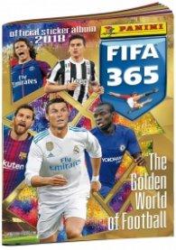 FIFA 365/ 2018- Албум за стикери