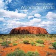 Calendar 2018: Wonderful World